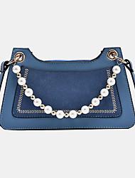 cheap -women pearl vintage patchwork shoulder bag handbag