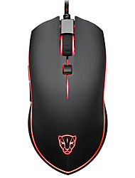 cheap -MOTOSPEED V40 Wired USB Optical Gaming Mouse Multi-colors Backlit 4000 dpi 6 Adjustable DPI Levels 6 pcs Keys 6 Programmable Keys