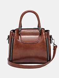 cheap -women retro large capacity crossbody bag handbag satchel bag