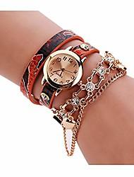 cheap -Women Watches Sale Clearance,Jukila Women Analog Quartz Watch Rhinestone Rivet Chain Fashion Classic Wrist Watch Casual Business Bracelet Watches Gift Round Dial Case Leather Band Watches