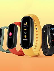 cheap -Original Xiaomi Mi band 5 1.1 Inch AMOLED Wristband Customized Watch Face 11 Sport Modes Tracker BT5.0 Smart Watch
