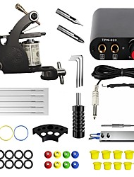 cheap -basekey professional tattoo kit tattoo machine - 1 pcs tattoo machines, professional aluminum alloy 19 w coil tattoo machine
