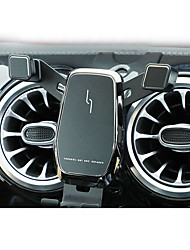 cheap -Car phone stand for Mercedes W177 V117 35 AMG A200 220 A250 air vent Mobile phone stand Interior accessories Mobile phone holder