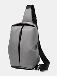 cheap -men large capacity anti-theft multifunction waterproof crossbody bag