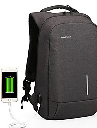 cheap -13/15 inch laptop backpack waterproof anti theft backpack with external usb port
