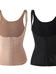cheap -plus-size postpartum repair with breeching tummy tuck belt slimming body clothes toning clothes conching belt beauty back exercise yoga vest shapewear