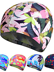 cheap -Swim Cap for Adults Silicone Waterproof Soft Stretchy Swimming Surfing