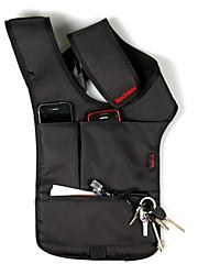 cheap -men's anti theft hidden agents underarm shoulder bag