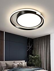 cheap -50 cm Lantern Desgin Flush Mount Lights Metal Acrylic Painted Finishes LED 110-120V 220-240V
