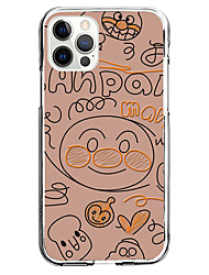 cheap -Creative Novelty Case For Apple iPhone 12 iPhone 11 iPhone 12 Pro Max Unique Design Protective Case Shockproof Back Cover TPU