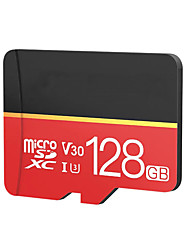 cheap -Class 10 UHS-1 32GB UHS-3 V30 64GB 128GB Micro SD TF Memory Card with Adapter