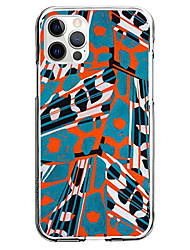 cheap -Novelty Phone Case For Apple iPhone 13 12 Pro Max 11 X XR XS Max iPhone 6s Plus / 6 Plus iPhone 6s / 6 Unique Design Protective Case Shockproof Pattern Back Cover TPU