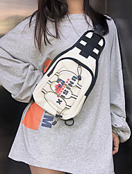 cheap -women fashion shoulder bag chest bag tooling bag