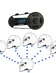 cheap -Bluetooth 4.2 Helmet Headsets Waterproof / FM Radio Motorcycle