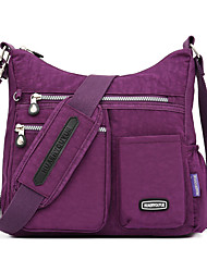 cheap -women waterproof large capacity multi-layer crossbody bag