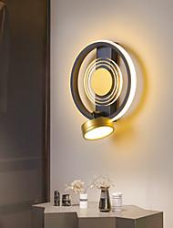 cheap -Creative LED Modern LED Wall Lights Living Room Bedroom Iron Wall Light 220-240V 10/12 W