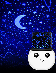 cheap -Star Galaxy Projector Light Starry Sky Projector Nebula Projector Star Moon Projector Party Wedding Gift Multi Color