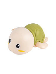 cheap -Wind-up Toy Bath Toy Water Toys Water Play Toys Turtle ABS ABS Plastic Gift Cute Adorable Parent-Child Interaction Creepy as Children's gift Swimming Birthday Gift Daily Wear House Pool 1 pcs All
