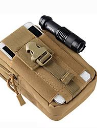 cheap -5.5/6 inch men tactical waist bags outdoor sport mobile phone case