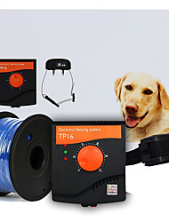 cheap -Dog Training Anti Bark Device Wireless Fence Easy to Use Cat Dog Waterproof Electric Rechargeable Safety Electronic For Pets