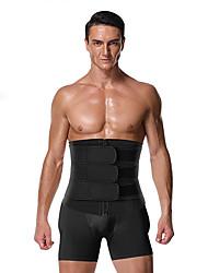 cheap -topmelon fitness three-belt buckle velcro for men and women waist trainer waist belt q015