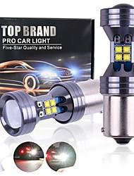 cheap -Car LED Turn Signal Lights / Brake Lights Light Bulbs 800 lm SMD 3030 4 W 10 For universal All years 1pcs