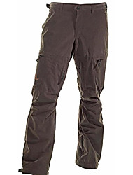cheap -Trousers Hamra Brown C50 Brown C50 Brown Breathable