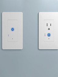 cheap -Smart Plug IW100 for Living Room Easy to Install WIFI 100 V