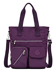 cheap -women large capacity nylon handbag crossbody bag