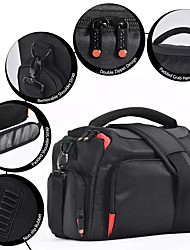 cheap -dslr camera shoulder bag photography video shoulder bag waterproof travel case for canon nikon sony lens
