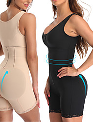 cheap -topmelon large size woman one-piece belly-lifting hip body shapewear jersey d008
