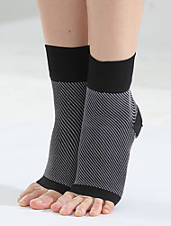 cheap -plantar fasciitis socks, ankle brace compression support sleeves & arch support, foot compression sleeves, ease swelling, achilles tendonitis, heel spurs for men & women (black, l)
