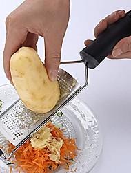 cheap -Cheese Grater and Shredder Handheld Grater Zester Chocolate Grating Lemon Grating Machine Fruit Grating Scraper Stainless Steel Razor Sharp Blades Grinder