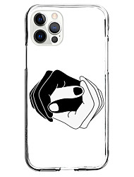 cheap -palms fashion case for apple iphone 12 iphone 11 iphone 12 pro max unique design protective case shockproof back cover tpu