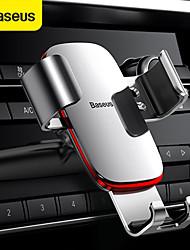 cheap -Baseus Gravity Car Phone Holder Support Smartphone Car Bracket CD Slot Mount Mobile Phone Holder for Car Charging Stand