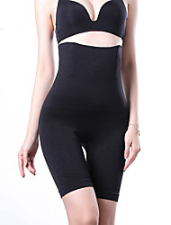 cheap -women's postpartum seamless high-waist abdomen pants waist and stomach body shaping underwear body shaping pants abdomen and hip pants body shapewear