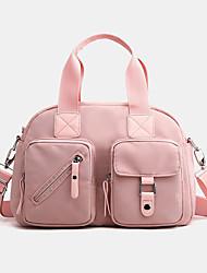 cheap -women light weight waterproof multi-pocket handbag