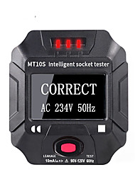 cheap -LITBest MT10S / MT10E Socket Outlet Tester Contact type For Home Installation Inspection