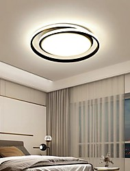 cheap -45 cm Lantern Desgin Flush Mount Lights Metal Acrylic Painted Finishes LED 110-120V 220-240V