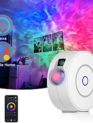 cheap -Galaxy Projector with Nebula APP Voice Control Alexa & Google Home Compatible Star Sky Night Light for Game Rooms Home Theatre Baby Room