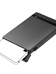 cheap -OCOOL USB 3.0 to SATA External Hard Drive Enclosure with USB Ports / One Touch Backup 128 GB Mbox2.5