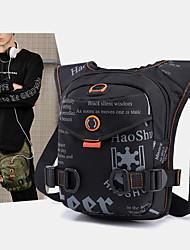 cheap -men fashion multifunctional bag chest bag waist bag for outdoor travel