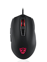 cheap -MOTOSPEED V60 Wired USB Optical Gaming Mouse RGB Light 5000 dpi 8 Adjustable DPI Levels 6 pcs Keys 6 Programmable Keys