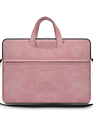 cheap -Unisex Bags Leather Top Handle Bag Zipper Handbags Office & Career Black Blushing Pink Gray