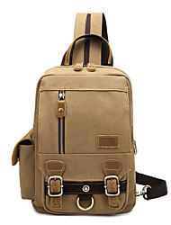 cheap -multi-function canvas casual bag messenger bag shoulder bag