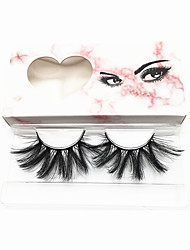 cheap -natural false eyelashes fake lashes long makeup lashes extension eyelash mink eyelashes for beauty