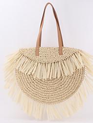 cheap -Bags Straw Straw Bag Handbags Light Brown Beige