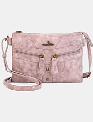 cheap -women waterproof hardware multi-pocket anti-theft crossbody bag shoulder bag