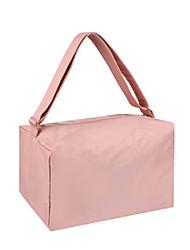 cheap -Unisex Bags Nylon Crossbody Bag Zipper Plain 2021 Daily Outdoor Black Blue Blushing Pink Beige