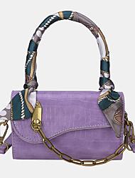 cheap -women pu leather alligator pattern multi-carry fashion casual crossbody bag handbag